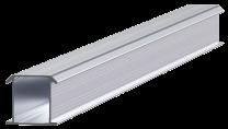 Esdec ClickFit EVO - Montagerail L=4065mm OP=OP
