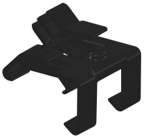Esdec ClickFit EVO - Montagerail kabelclip optimizer ready