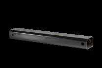 Esdec FlatFix Fusion Basisprofiel 370mm Zwart