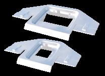 Esdec FlatFix Wave Adapter Set