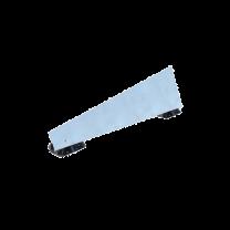 Esdec FlatFix Wave Winddeflector Kit DR1