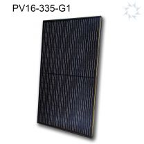 Viridian Solar Clearline Fusion 335Wp G1 Black Backing Sheet