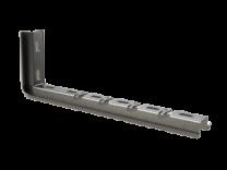 Conduct 60mm draadgoot beugel t.b.v PVshelter