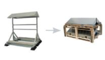 Conduct PVshelter High Energy B2B Inverted Frame NA
