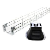 Conduct Complete Draadgoot Set 65-100 EZ Plus 12 Meter