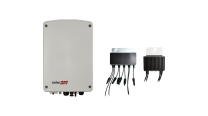 SolarEdge 1PH 1.5kW compact en een M2640 Power Optimizer BNN