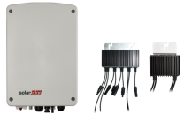 SolarEdge 1PH 2.0kW compact en een M2640 Power Optimizer NNN