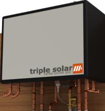 Triple Solar koelmodule