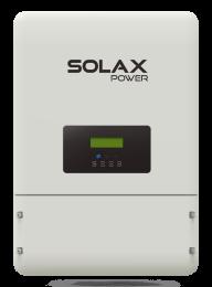 Solax X3 Hybrid 6.0 D.E.